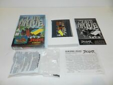 Club Drive Atari Jaguar Game Complete CIB Tested MINT