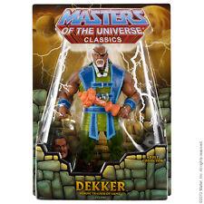 MOTUC Dekker Masters of the Universe Classics 2014 He-Man Club Eternia She-Ra