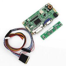 LCD LED Controller Board(VGA+DVI) for LTN116AT02 B116XW02 V.0 LTN160AT06