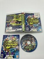 Sony PlayStation 3 PS3 CIB Complete Tested Katamari Forever Sips Fast