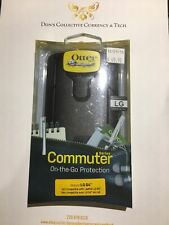 Otteebox Commuter Seeies For LG G4 - Black (77-51543)