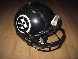 Riddell Speed Pittsburgh Steelers Alternate Full Size Football Helmet/Free Ship!