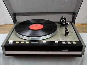 Thorens TD 126 MK III 3 Highend Plattenspieler Ortofon OM Pro S Nadel