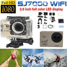 SJ7000 Wifi 2.0 Action Camera LED Sport Mini Cam 1080P HD DV Camcorder for GoPro