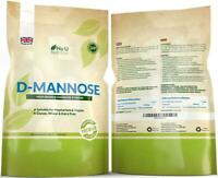 D-Mannose Powder 150g 75 Servings Allergen Free Suitable for Vegetarians, Vegans