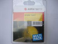 AGFA NEU OVP  PHOTO T0807  Multipack for epson  stylus photo P50 PX-650 -660 700