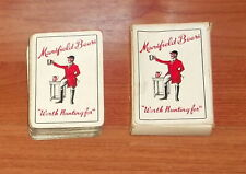 MANSFIELD BREWERY.. PICTORIAL PACK OF PLAYING CARDS.