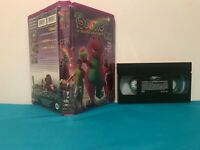 Barney : La grande aventure VHS & CLAMSHELL FRENCH