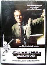 Dvd L'Agente speciale Mackintosh  di John Huston 1973 Nuovo raro fuori cat.