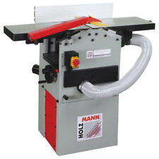 Holzmann Abricht- Dickenhobelmaschine HOB260ABS Hobelmaschine mit Absaugung 230V