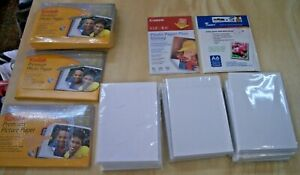 photography Paper NEW Bulk - various brands - Sell for Charity.