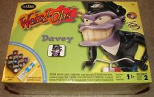 Testors Kit 745 Weird-Ohs Davey Biker Includes paints, brush and Cement