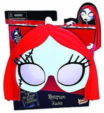 Tim Burton The Nightmare Before Christmas Sally Sun-Staches Shades Sunglasses