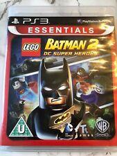 Lego Batman 2 Dc Super Heroes (PS3) (VGC)