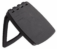 Perko Flush Lock and Latch Cover Black Plastic Boat Marine