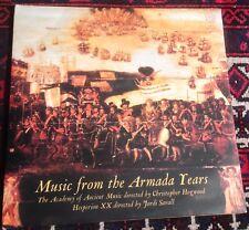 Música de la Armada años la Academia de Música Antigua Sociedad Hogwood Folio