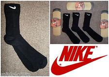 3 Pares de Calcetines Baloncesto Nike Swoosh Vintage 90s Retro Crew Sports Nba Jordan OG DS
