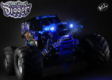 Traxxas Son-Uva Digger LED Light Set 2B2R10mm JR JST