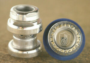 """Vintage Campagnolo Chorus - Croce d'aune 1"""" inch BSC / British threaded headset"""