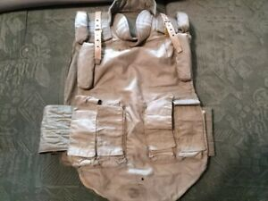 SOVIET RUSSIAN ARMY 6B5-14 ARMOR VEST 1995, AFGHANISTAN, CHECHEN WARS