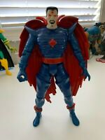TOYBIZ 10 INCH MR. SINISTER MARVEL COMICS DELUXE EDITION FIGURE