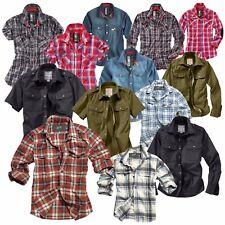Surplus Raw Vintage ★ Trooper Hemd Woodcutter Lumberjack Jeans Damen und Herren
