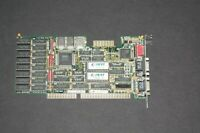 USED TRIDENT 8800 ISA 16 BITS VGA VINTAGE GAMING VIDEO CARD WORKING BOX-C325