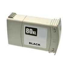 1x Tintenpatrone LS-C4871A für HP DesignJet 1050 C Schwarz