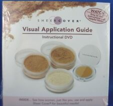 New 2004 SHEER COVER USA Visual Application Guide Instructional DVD Hints Tips