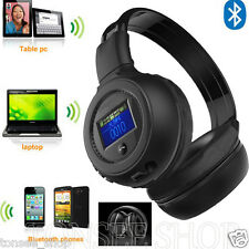 3.0 Stereo Bluetooth USB Wireless Headset/Kopfhörer Mit Call Mikrofon Für iPhone
