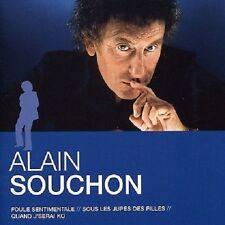 29343//ALAIN SOUCHON BEST OF  L'ESSENTIEL 12 TITRES  CD NEUF SANS BLISTER