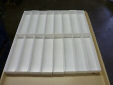 "16 3""x12""-1-3/4"" Plastic boxes fit Lista Stanley Waterloo toolbox organizer"