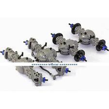 11/14 rc car truck parts for Tamiya 8X8 Metal steering Axle #1 + #2 + #3 + #4