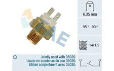 FAE Interruptor de temperatura, ventilador del radiador OPEL OMEGA BMW 36010