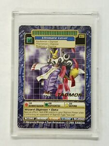 BANDAI DIGIMON DIGI-BATTLE BOOSTER SERIES 4 GOLD STAMP RARE CARD - BO-171 TAOMON
