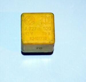 RELAIS jaune 12v 30A  82461739 lancia alfa fiat