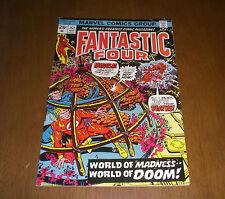 FANTASTIC FOUR COMIC BOOK No. 152 - WORLD OF MADNESS. . DOOM