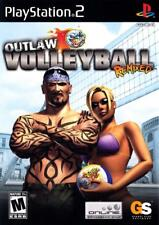 Outlaw Volleyball Remixed PS2 New Playstation 2