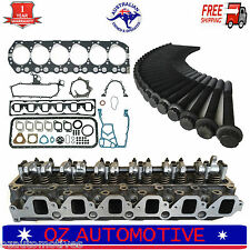 TD42/TD42T FULLY ASSEMBLED CYLINDER HEAD KIT NISSAN CIVILIAN PATROL SAFARI W40