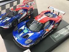 """Carrera Evolution 20027533 27533 Ford GT Race Car """" No. 68 """" NEU OVP"""