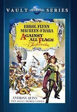 Against All Flags (Anne Dyson) - Region Free DVD - Sealed