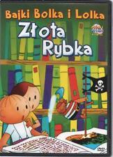 Bolek i Lolek: Zlota rybka (DVD) Polska Bajka  POLSKI POLISH