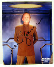 Rene Auberjonois/ODO Star Trek:Deep Space 9 Autograph 8x10 Photo (FWAU-008)