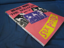 Sex Pistols Never Mind The Bollocks Japan Band Score Song Book in 1984