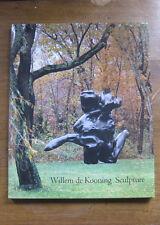 WILLEM DE KOONING SCULPTURE 1996 Matthew Marks Gallery - 1st/1st HCDJ FINE