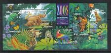 Australia 1994 Zoo Animals ss-Attractive Topical (1389a) Mnh