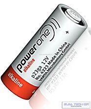 1x Varta p23ga 12v power one batería mn21 v23ga a23 lr9 e23a suelto