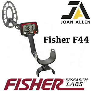 Fisher F44 Weather Proof Metal Detector