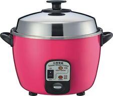 电锅PINK Taiwan Steam Rice Cooker Stainless Steel 3cup 240V 正宗台湾生产 一年保固 不含铝质 赠送支架