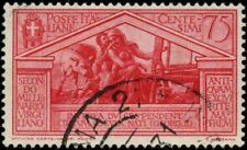 Italy 1930 stamps commemorative USED Sas 287 CV $16.50 180617278